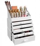 Cutii si organizatoare cosmetice